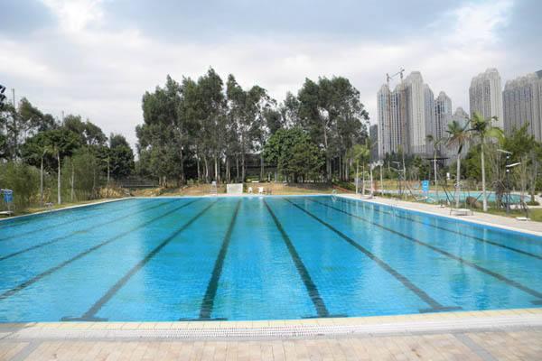 江门泳池工程