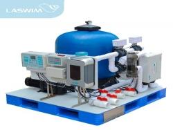 智能泳池水疗处理机组 WL-DYT12B