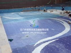 阳江涛景高尔夫度假村会所游泳池