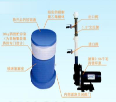 波爽3型自动加药系统