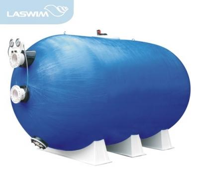 玻璃纤维石英砂系列-HF卧式砂缸((Φ1200mm))