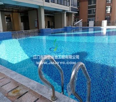 恒温泳池工程