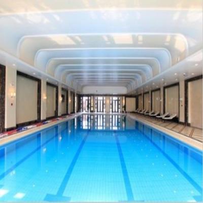 江门泳池工程水循环过滤两种方法