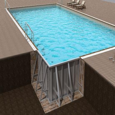 江门泳池工程告诉你泳池设备有哪些系统